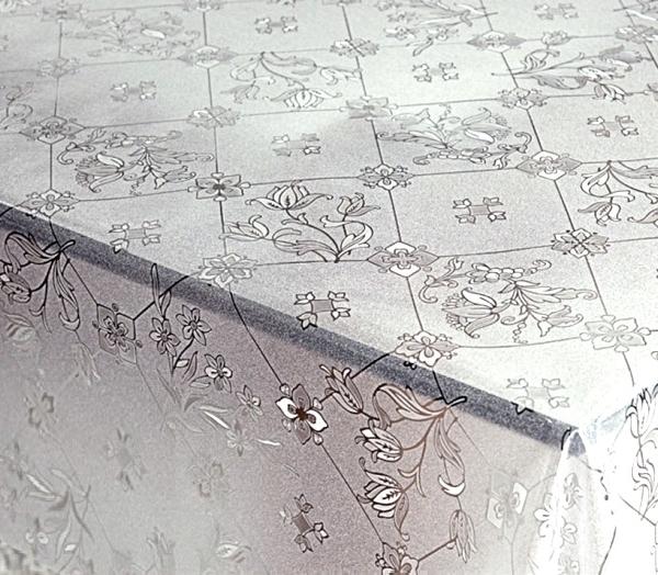 """Клеенка """"DEKOLINE"""" без основы с тиснением, 137смх20м, арт. ТС 178-001"""