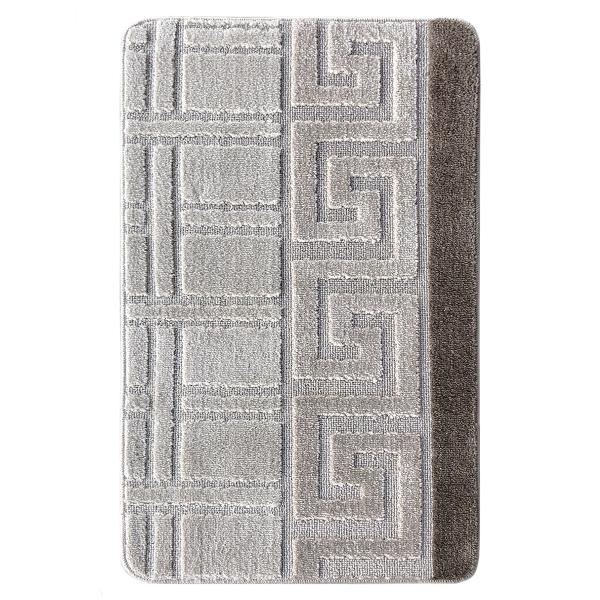 Коврик L'CADESI MARATHON из полипропилена на латексной основе, 60x100см, Египет шоколад